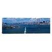 iCanvas Panoramic New York, Statue of Liberty Photographic Print on Canvas