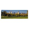 iCanvas Panoramic Colorado, Denver, Panoramic View of Skyscrapers Around a Golf Course Photographic Print on Canvas