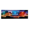 iCanvas Panoramic Florida, Miami Beach Photographic Print on Canvas