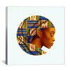 "iCanvas ""Uzuri"" Canvas Wall Art by Keith Mallett"