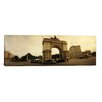 iCanvas Panoramic 'Prospect Park, Grand Army Plaza, Brooklyn, New York City' Photographic Print on Canvas