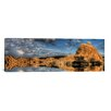 iCanvas Panoramic 'Sky vs. Sky II' by Bob Larson Photographic Print on Canvas