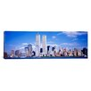 iCanvas Panoramic New York City, with World Trade Center Photographic Print on Canvas