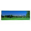 iCanvasArt Panoramic Skyline in Daylight, Denver, Colorado Photographic Print on Canvas