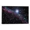 iCanvasArt Veil Nebula (NASA) Canvas Wall Art