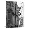 iCanvas 'Wall Street Signs (New York City)' by Christopher Bliss Photographic Print on Canvas