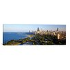 iCanvas Panoramic 'Illinois, Chicago' Photographic Print on Canvas
