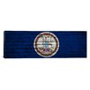 <strong>Flags Virginia Bricks Panoramic Graphic Art on Canvas</strong> by iCanvasArt