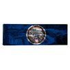 <strong>Flags Virginia Great Falls Park Panoramic Graphic Art on Canvas</strong> by iCanvasArt
