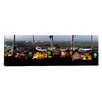 iCanvas Panoramic San Francisco International Airport Control Tower San Francisco California Photographic Print on Canvas