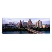 iCanvas Panoramic Lady Bird Lake, Colorado River, Austin, Travis County, Texas Photographic Print on Canvas