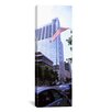 <strong>iCanvasArt</strong> Panoramic Skyscraper in a City, PNC Plaza, Raleigh, Wake County, North Carolina Photographic Print on Canvas