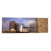 iCanvasArt Panoramic Skyscrapers in a City, Boston, Suffolk County, Massachusetts Photographic Print on Canvas