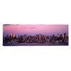 iCanvas Panoramic Skyscrapers at the Waterfront, Manhattan, New York City, New York State Photographic Print on Canvas