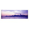 iCanvas Panoramic Skyscrapers at the Waterfront at Sunrise, Manhattan, New York City, New York State Photographic Print on Canvas