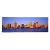 iCanvas Panoramic Sunrise, Skyline, New Orleans, Louisiana Photographic Print on Canvas
