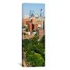 iCanvas Panoramic Skyscrapers in a City, Washington Square, Philadelphia, Philadelphia County, Pennsylvania Photographic Print on Canvas