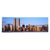 iCanvas Panoramic Skyscrapers in a City, World Trade Center, Manhattan, New York City, New York State Photographic Print on Canvas