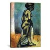 "<strong>iCanvasArt</strong> ""Standing Nude (1907)"" Canvas Wall Art by Henri Matisse"