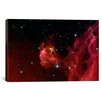 iCanvasArt Stars Hatching from Orions Head (Spitzer Space Station) Canvas Wall Art