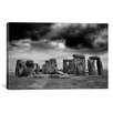 iCanvas 'Stonehenge, England 89' by Monte Nagler Photographic Print on Canvas