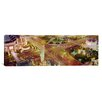 iCanvasArt Panoramic The Strip, Las Vegas, Nevada Photographic Print on Canvas