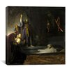 "iCanvas ""The Raising of Remberandt"" Canvas Wall Art by Rembrandt"