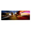 <strong>iCanvasArt</strong> Panoramic The Strip At Dusk, Las Vegas, Nevada Photographic Print on Canvas