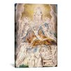 iCanvasArt 'Satan before the Throne of God' by William Blake Painting Print on Canvas