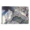 iCanvas 'The Minotaur (Dante Hell XII)' by William Blake Painting Print on Canvas