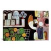 "iCanvas ""The Moroccans"" Canvas Wall Art by Henri Matisse"