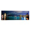 iCanvas Panoramic Sydney Harbor, Sydney, New South Wales, Australia Photographic Print on Canvas