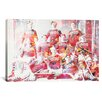 <strong>Canada Vintage Hockey Team Graphic Art on Canvas</strong> by iCanvasArt