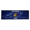 iCanvas Wisconsin Flag, Door County Panoramic Graphic Art on Canvas