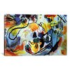 iCanvasArt 'The Last Judgment' by Wassily Kandinsky Prints Painting Print on Canvas