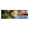 <strong>Panoramic Trees Along a River, River Dart, Bickleigh, Mid Devon, De...</strong> by iCanvasArt