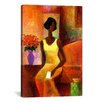 "iCanvas ""The Letter"" Canvas Wall Art by Keith Mallett"