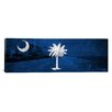 iCanvasArt Flags South Carolina Myrtle Beach Graphic Art on Canvas