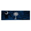 iCanvas Flags South Carolina Graphic Art on Canvas