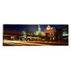iCanvas Panoramic Traffic on a Road, Las Vegas, Nevada Photographic Print on Canvas