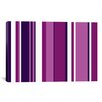 iCanvas Ultra Vivid Violet Graphic Art on Canvas