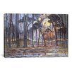 "iCanvas ""Woods Near Oele, 1908"" Canvas Wall Art by Piet Mondrian"