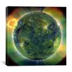 iCanvas Solar Dynamics Observatory Canvas Wall Art