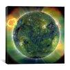 iCanvas Solar Dynamics Observatory Canvas Wall Art