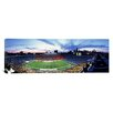 <strong>iCanvasArt</strong> Panoramic Soldier Field Football, Chicago, Illinois Photographic Print on Canvas