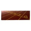 iCanvas Panoramic Track, Starting Line Photographic Print on Canvas