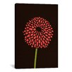 iCanvas 'Still Life with Single Chrysanthemums' by Budi Satria Kwan Graphic Art on Canvas