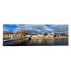 iCanvas Panoramic The Millenium Foot Bridge over the River Lee, Cork City, Ireland Photographic Print on Canvas