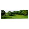 iCanvas Panoramic Trees on a Golf Course, Baltimore Country Club, Baltimore, Maryland Photographic Print on Canvas