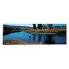 <strong>Panoramic Trout Fisherman Slough Creek Yellowstone National Park, W...</strong> by iCanvasArt